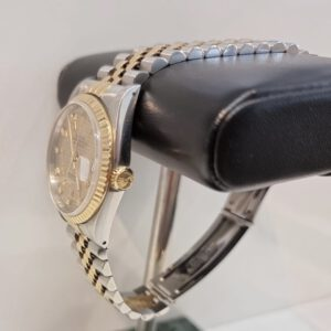 rolex houndstooth dial